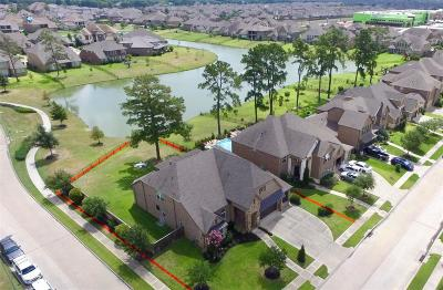 Katy Single Family Home For Sale: 3607 Blushing Hollow Drive Drive