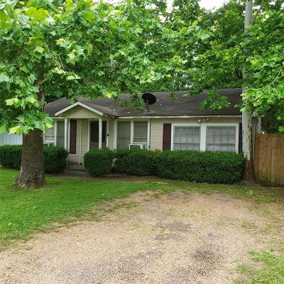 Sealy Single Family Home For Sale: 1321 Tauber Lane