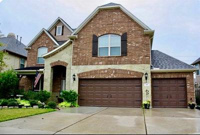 Tomball Single Family Home For Sale: 66 Wyatt Oaks Drive