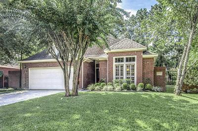 Kingwood Single Family Home For Sale: 4310 Misty Timbers Way