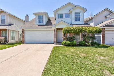 Katy Single Family Home For Sale: 6635 Autumn Thistle Drive