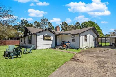 Single Family Home For Sale: 29906 Hunters Road