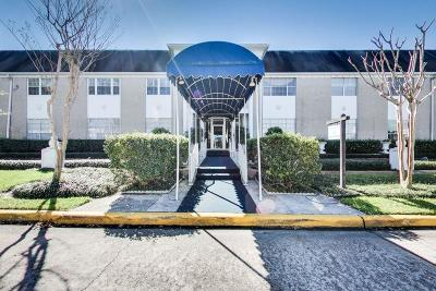 Houston Condo/Townhouse For Sale: 2701 Bellefontaine Street #A23
