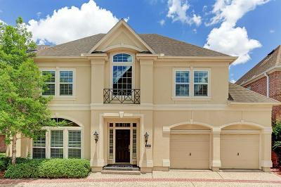Houston Single Family Home For Sale: 2139 Bering Drive