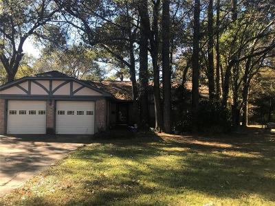 Spring Single Family Home For Sale: 2103 Shady Bayou Lane