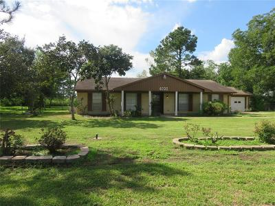 Richmond Single Family Home For Sale: 4020 Fm 2218 Road