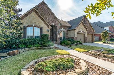 Cypress Single Family Home For Sale: 16906 Thomas Ridge Lane