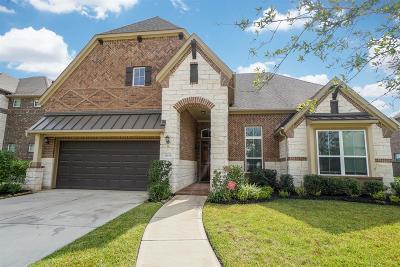 Katy Single Family Home For Sale: 25619 Kearsley Drive