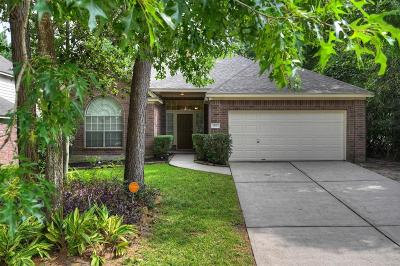 The Woodlands Single Family Home For Sale: 415 S Rush Haven Circle