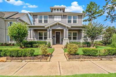 The Woodlands Single Family Home For Sale: 23 Glory Garden Way