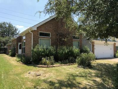 Pearland Single Family Home For Sale: 2806 S Peach Hollow Circle