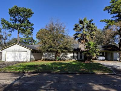 Single Family Home For Sale: 11803 Turtle Gate Drive