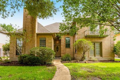 Houston Single Family Home For Sale: 12142 Ella Lee Lane