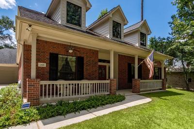 Conroe Single Family Home For Sale: 2410 Carriage Ridge Lane