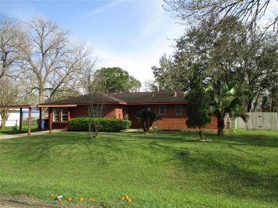 Sweeny Single Family Home For Sale: 1010 Earley Street