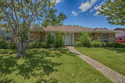 Houston Single Family Home For Sale: 1211 El Dorado Boulevard