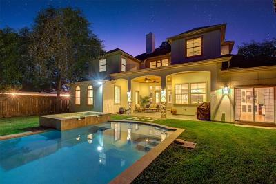 Houston Single Family Home For Sale: 930 Wycliffe Drive