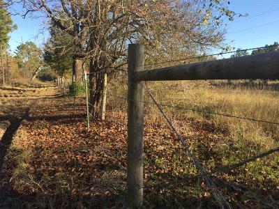 Grimes County Farm & Ranch Pending: 5.60 Acres County Road 215