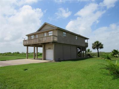 Galveston Single Family Home For Sale: 3907 Mendocino Drive