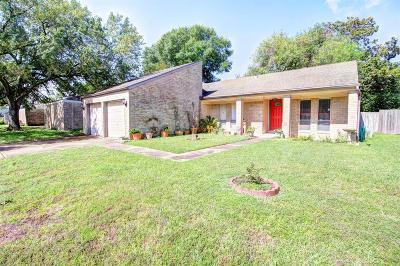 Houston Single Family Home For Sale: 2214 Cherry Bend Drive