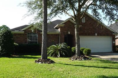 Pearland Rental For Rent: 3602 Brookstone Court