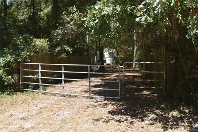 Magnolia Single Family Home For Sale: 7816 Black Oak Drive
