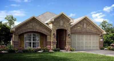 Missouri City Single Family Home For Sale: 2807 Monarch Crossing