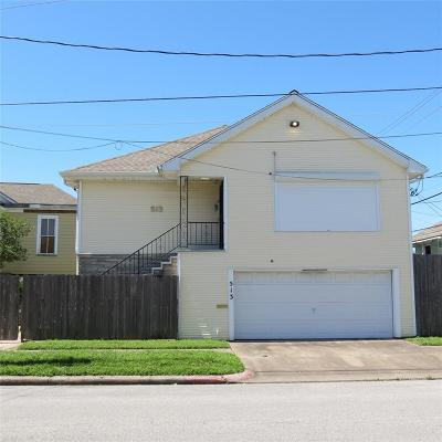 Single Family Home For Sale: 513 9th Street