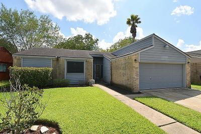 Missouri City Single Family Home For Sale: 15839 Pryor Drive