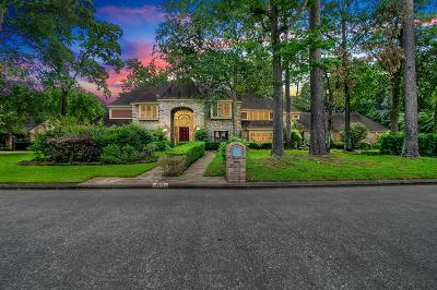 Harris County Single Family Home For Sale: 2114 Forest Garden Drive