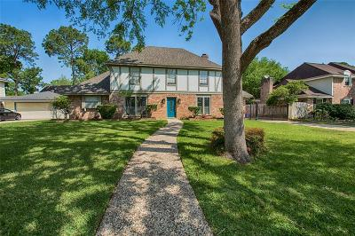 Single Family Home For Sale: 4215 Crownwood Drive