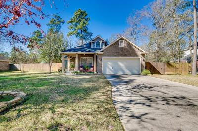 Magnolia Single Family Home For Sale: 611 Shadberry Drive