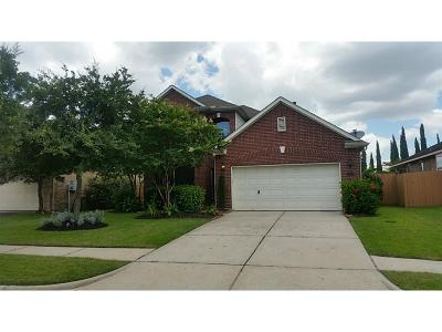 League City Single Family Home For Sale: 2724 Palermo Court