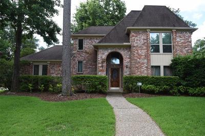 Houston Single Family Home For Sale: 12111 Quail Creek Drive