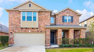 League City Single Family Home For Sale: 2821 Scandicci Lane