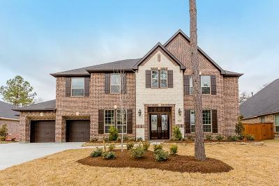 Cypress TX Single Family Home For Sale: $617,438