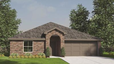Katy TX Single Family Home For Sale: $222,990