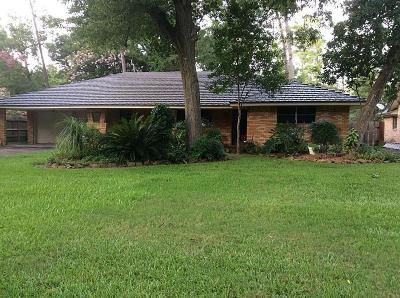 Dickinson Single Family Home For Sale: 2907 Cottonwood Drive