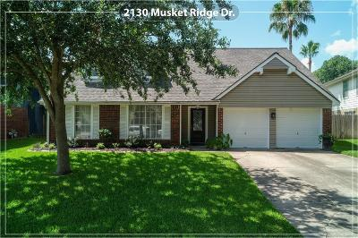 Richmond Single Family Home For Sale: 2130 Musket Ridge Drive