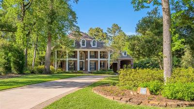The Woodlands Single Family Home For Sale: 27 N Longspur Drive