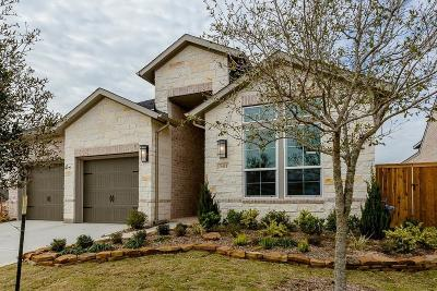 Houston TX Single Family Home For Sale: $381,462
