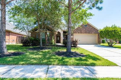 Summerwood Single Family Home For Sale: 14402 Morning Lodge Lane
