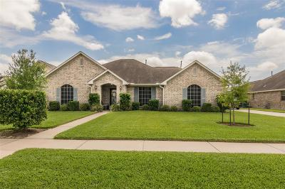 Manvel Single Family Home For Sale: 3707 Quarter Horse Trail