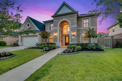 Katy Single Family Home For Sale: 2714 Kestrel Trace Lane