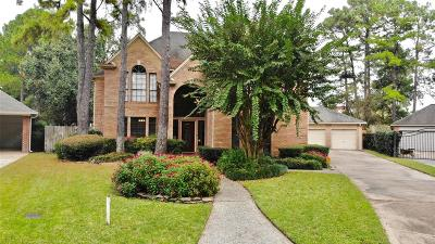 Cypress Single Family Home For Sale: 13305 Oddom Court