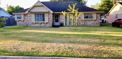 Sugar Land Single Family Home For Sale: 13930 Oakwood Lane