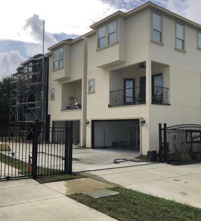 Single Family Home For Sale: 6617 Del Rio Street #C