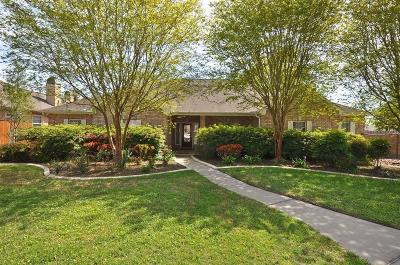 Kingwood Single Family Home For Sale: 15 New Oak Trail