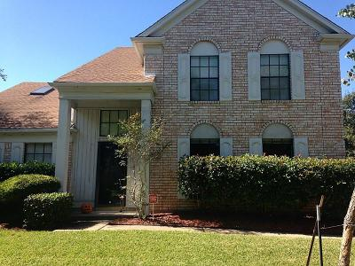 League City Single Family Home For Sale: 133 Lake Point Drive