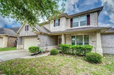Spring Single Family Home For Sale: 25202 Oak Villa Drive